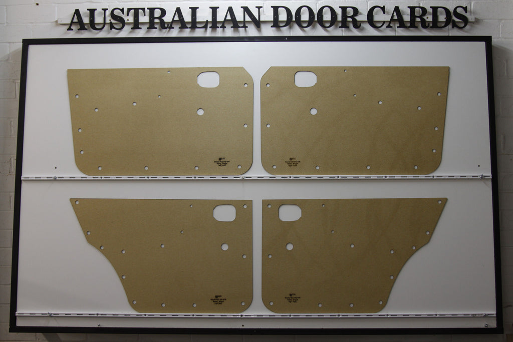Mazda RX2 616, 618 Door Cards - Sedan, Wagon