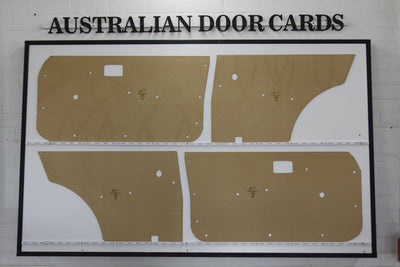 Mazda RX4, 929 Door Cards - Coupe Trim Panels
