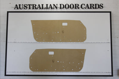 Mazda RX7 FB Door Cards - Coupe (1979 - 1985 Savanna) Trim Panels