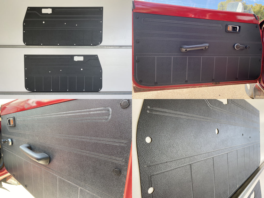 Subaru Brumby Brat 1978-1981 1600 Ute Full Height Rugged ABS Door Panel