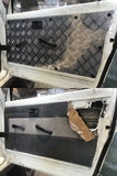 Suzuki Sierra, Samurai 1981-1999 Doors and Cargo Checker Plate Aluminium Door Panels