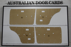 Toyota Corolla KE30-KE55 Door Cards - Sedan, Wagon Trim Panels