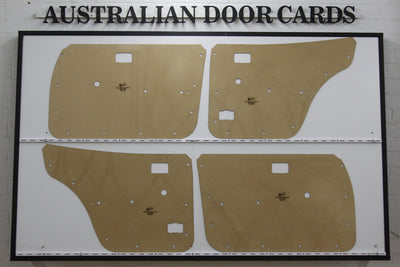 Toyota Corona MK2 (1972-76) Door Cards - Sedan, Wagon Trim Panels