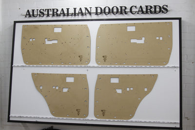 Toyota Hilux Surf Door Cards 1989 - 1995  - 4 Door Model With Electric Windows Trim Panels
