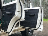 Toyota Landcruiser 60 Series Rugged ABS Full Set Door Cards Including Cargo and Tailgate Panels