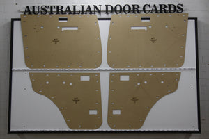 Toyota 70 Series Landcruiser Door Cards - VDJ76, VDJ79 - Wagon, Double Cab Electric Windows