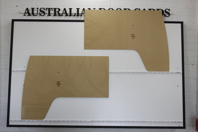 Volkswagen Split Window Kombi Front Door Cards 1950 -1967 VW Type 2 (T1) Trim Panels