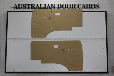 Kombi Volkswagen Type 3 Front Door Cards 1979-92 Vanagon T25