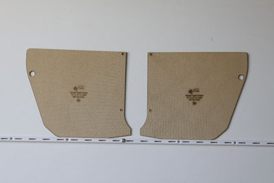Chrysler Valiant Charger VH, VJ, VK, CM, CL Kick Panels Trim Panels