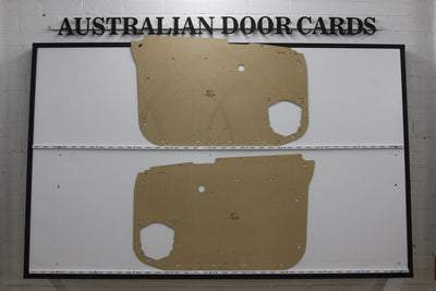 san GU Patrol Front Door Cards - Standard Window Winder Models - Ute & SUV Y61 Trim Panels