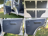 Toyota Landcruiser VDJ76 VDJ79 Manual Powder Coated Aluminum