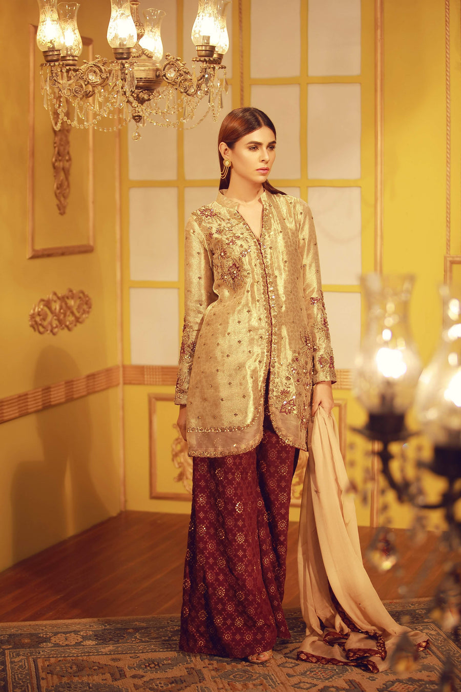 [Trending Pakistani Designer Clothing Collections] - Sarosh Salman