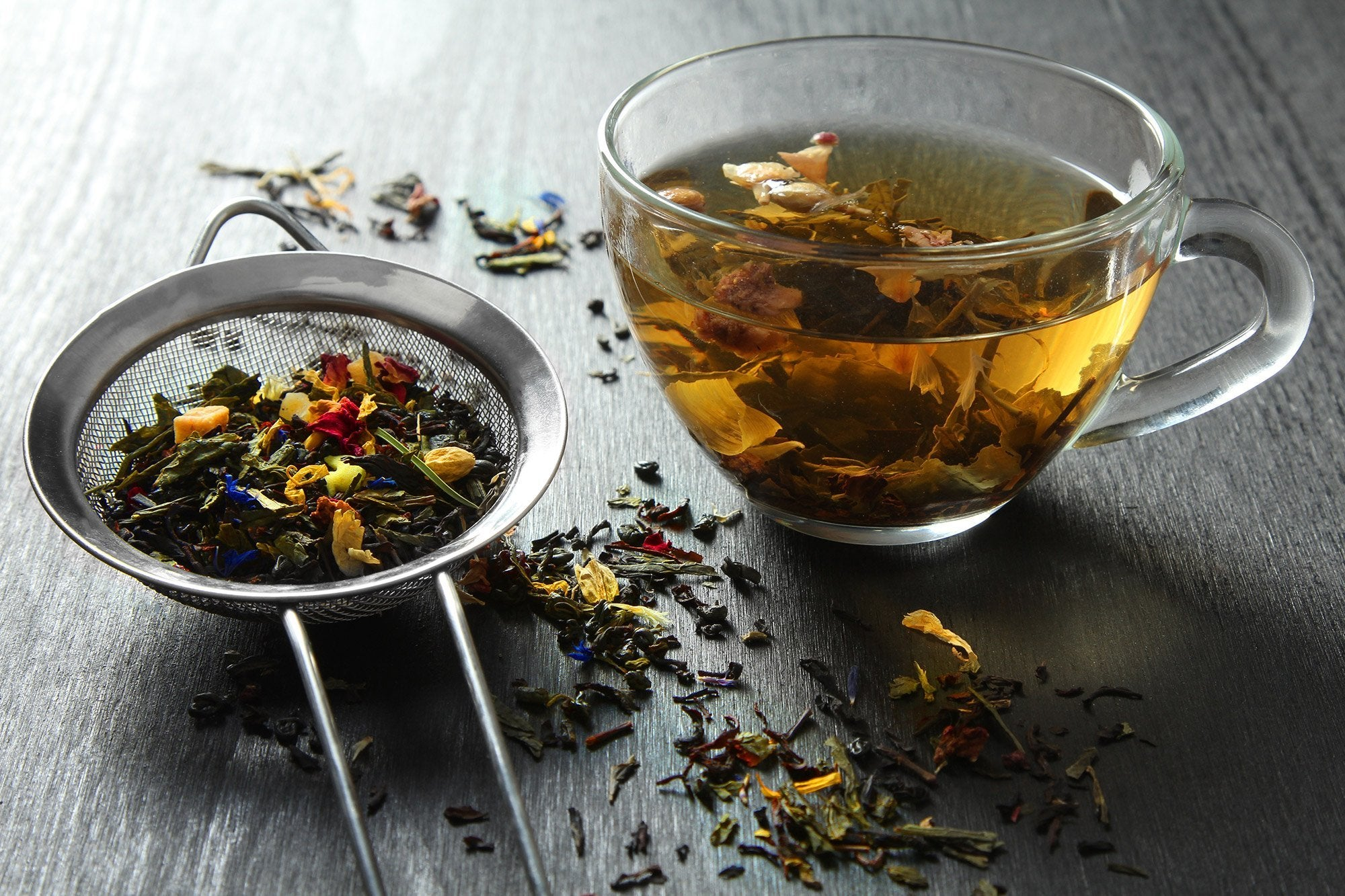 5 REASONS TO TRADE YOUR COFFEES FOR HERBAL TEA – Tropeaka