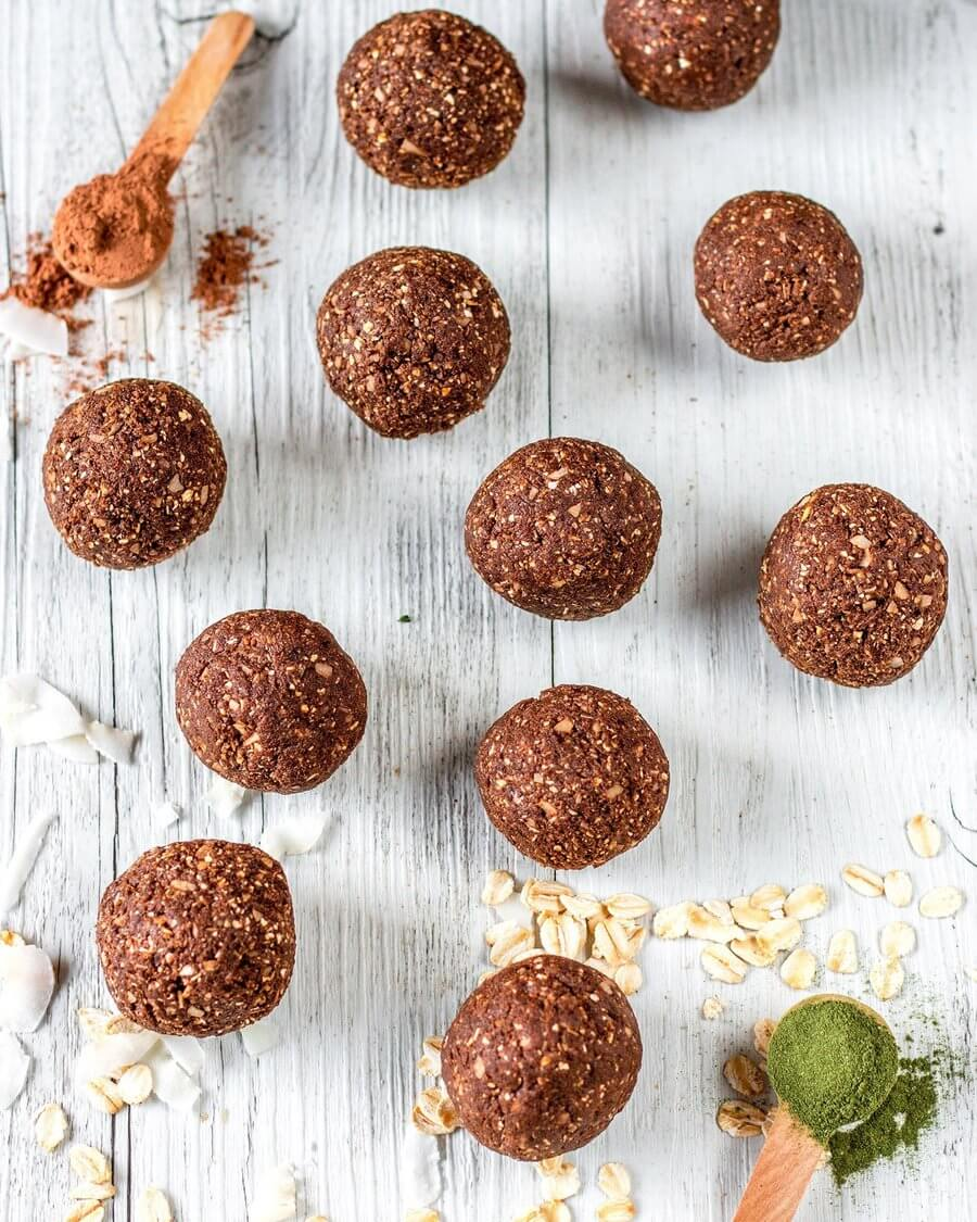 Choc Superfood Protein Balls