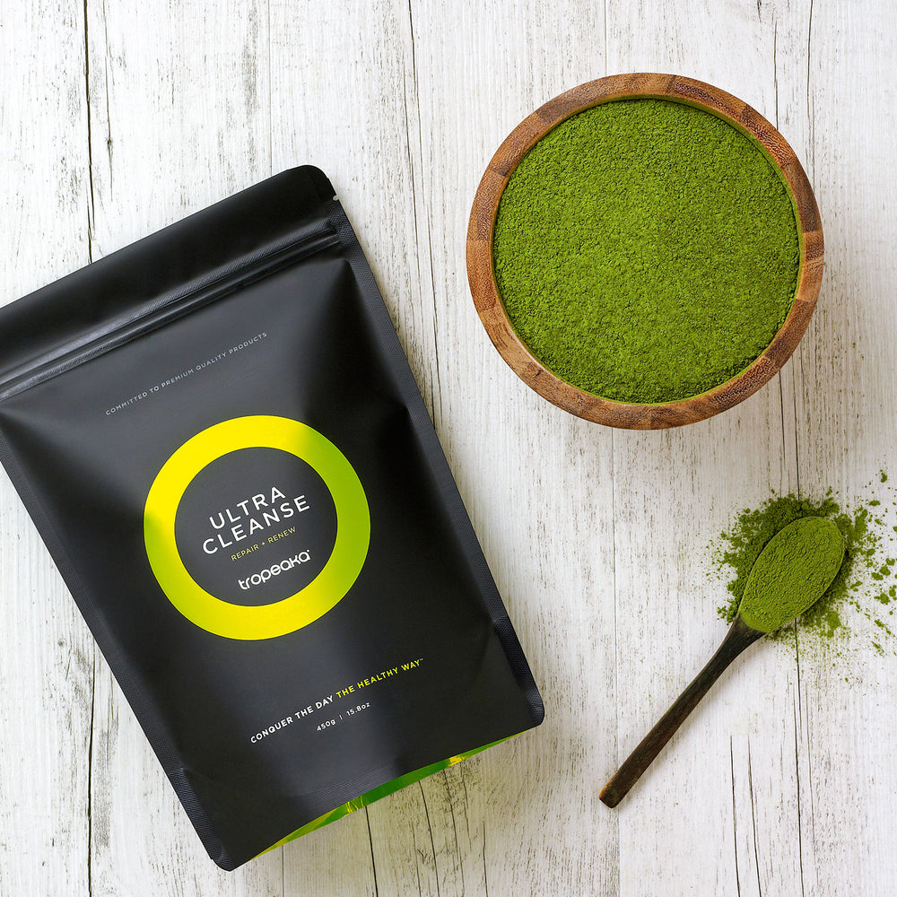 Tropeaka Ultra Cleanse Powder For An Organic Full-Body Cleansing Solution