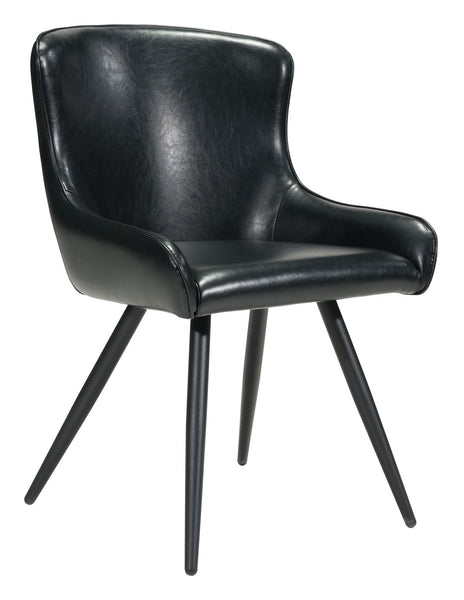 Zuo Modern Dresden Dining Chair (Set of 2) Black - 100757