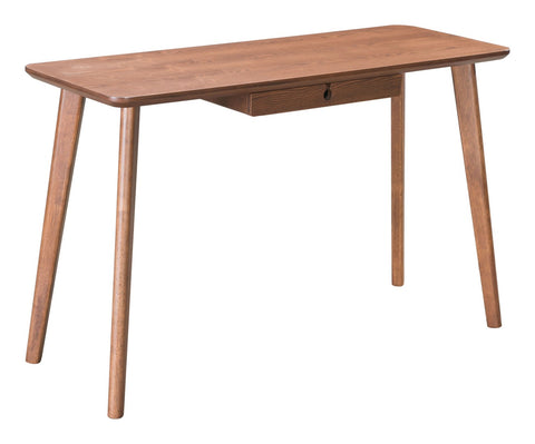 Zuo Modern Zane Desk Dark Walnut - 100986