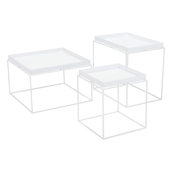 Zuo Modern Gaia Nesting Tables White - 101163