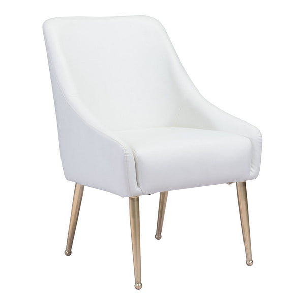 Zuo Modern Mira Dining Chair White - 101724