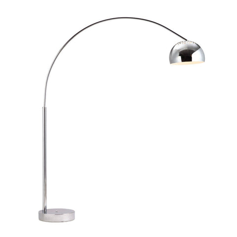 Zuo Modern Galactic Floor Lamp Chrome - 50019