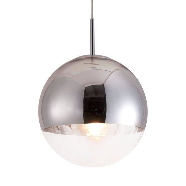 Zuo Modern Kinetic Ceiling Lamp Chrome - 50104