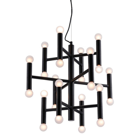 Zuo Modern Alton Ceiling Lamp Black - 56061
