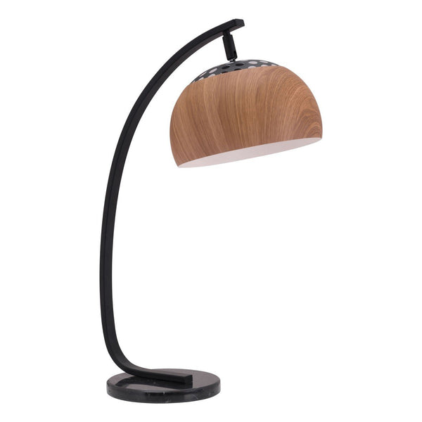 Zuo Modern Brentwood Table Lamp Brown & Black - 56084