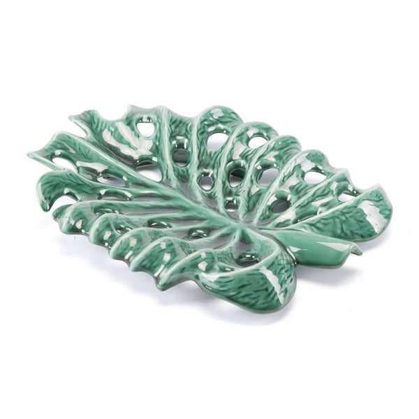 Zuo Modern Small Jungle Green Tray Green - A10490