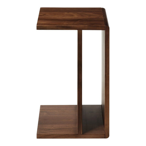 Moe's Home Collection Hiroki Accent Table Walnut - BC-1094-03