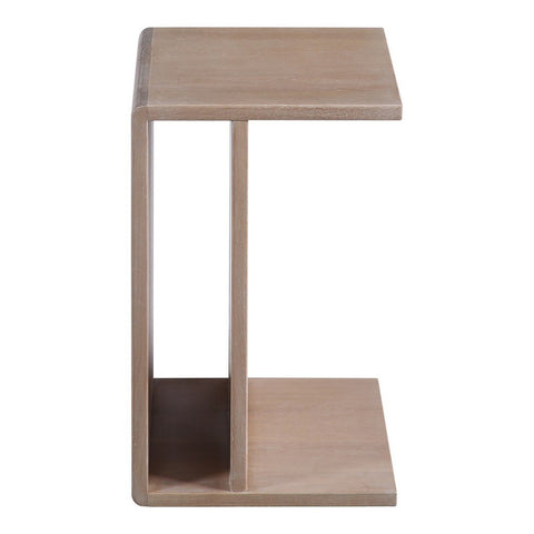 Moe's Home Collection Hiroki Accent Table White Oak - BC-1094-18
