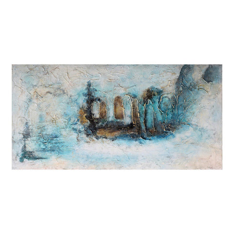 Moe's Home Collection Blue Dream Wall Décor - BK-1004-37