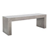 Moe's Home Collection Lazarus Outdoor Bench - BQ-1005-25
