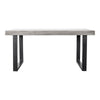 Moe's Home Collection Jedrik Outdoor Dining Table Small - BQ-1019-25