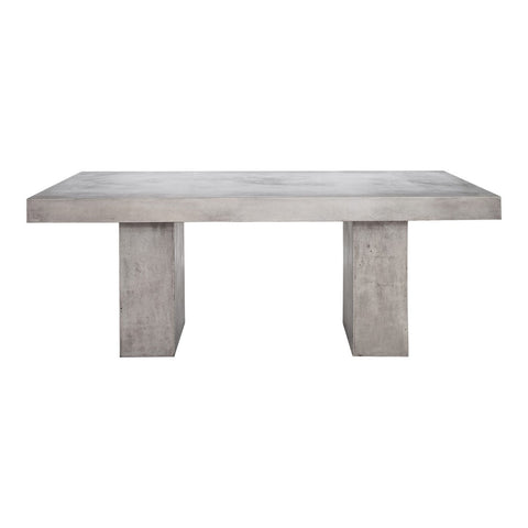 Moe's Home Collection Aurelius 2 Outdoor Dining Table - BQ-1021-25