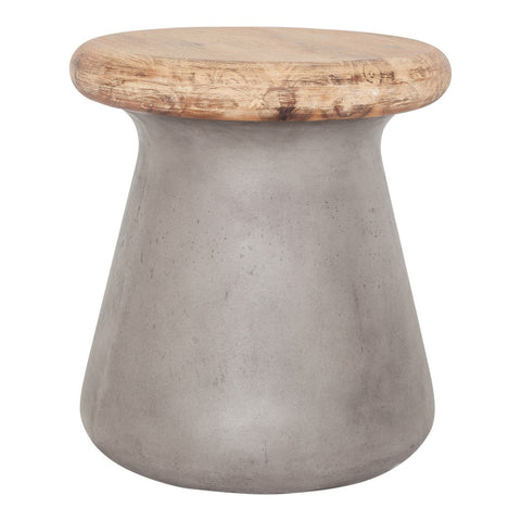 Moe's Home Collection Earthstar Outdoor Stool - BQ-1024-25