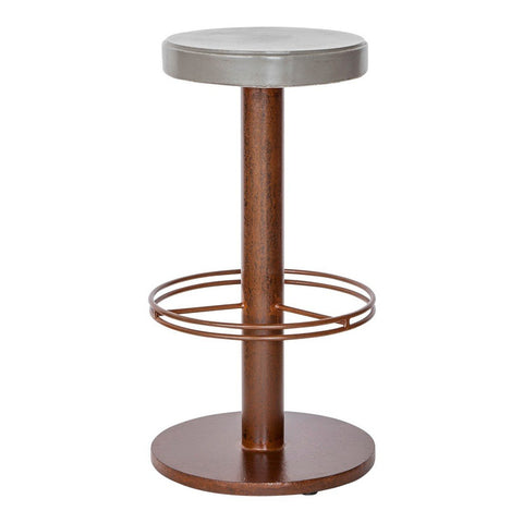 Moe's Home Collection Othello Outdoor Barstool - BQ-1037-20