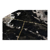 Moe's Home Collection Lava Marble Coffee Table Small - BZ-1083-02