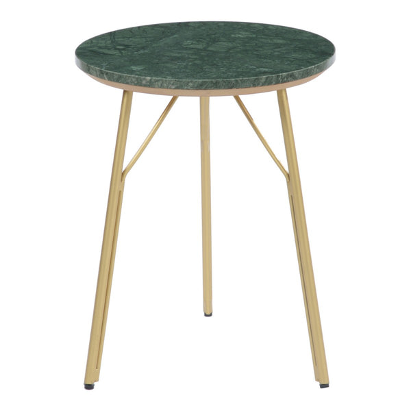 Moe's Home Collection Verde Marble Side Table - BZ-1094-16