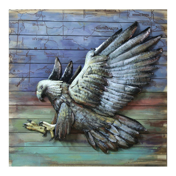 Moe's Home Collection Hawk Wall Décor - CM-1010-37
