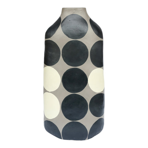 Moe's Home Collection Polka Dot Vase Tall - DD-1019-15