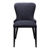 Moe's Home Collection Cleveland Dining Chair Black - EH-1106-02