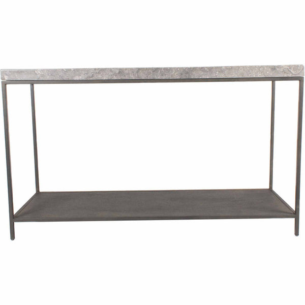 Moe's Home Collection Makrana Marble Console Table - EI-1045-15