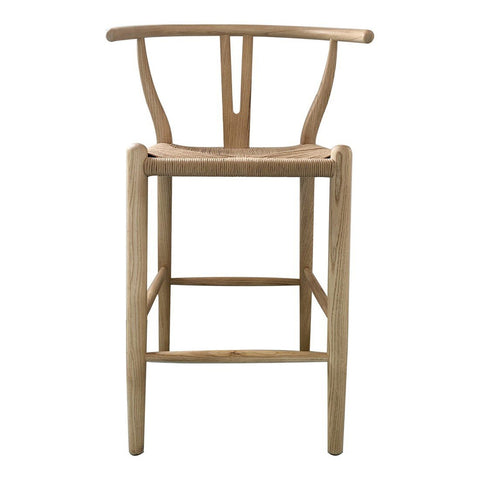 Moe's Home Collection Ventana Barstool Natural - FG-1017-24