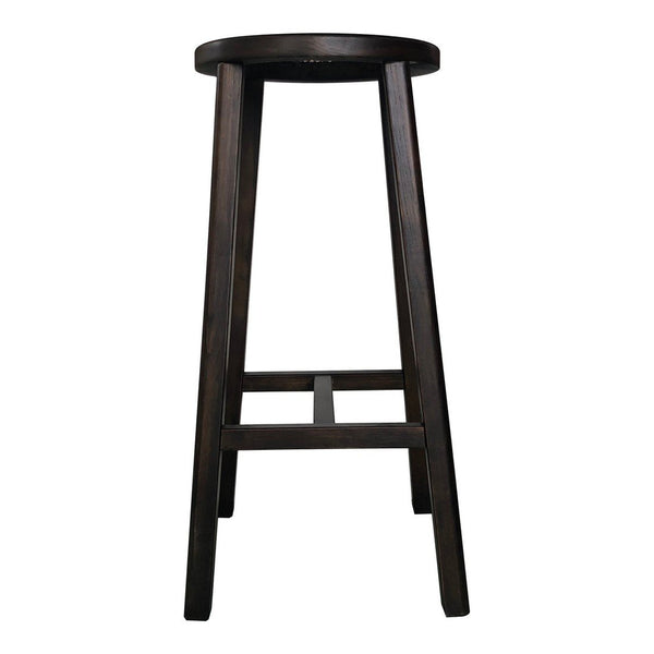 Moe's Home Collection Mcguire Barstool Black - FG-1025-02