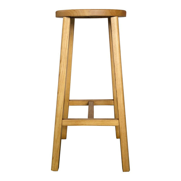 Moe's Home Collection Mcguire Barstool Natural - FG-1025-24