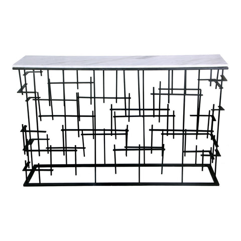 Moe's Home Collection Matrix Console Table - FI-1002-02