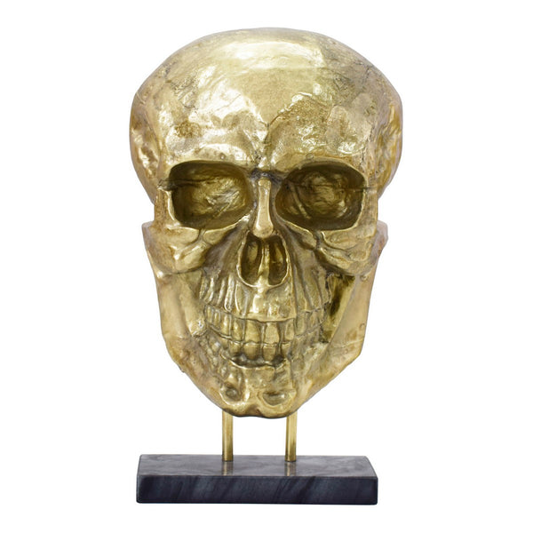 Moe's Home Collection Skull Statue - FI-1091-32