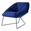 Moe's Home Collection Hexo Chair Blue - FJ-1002-40
