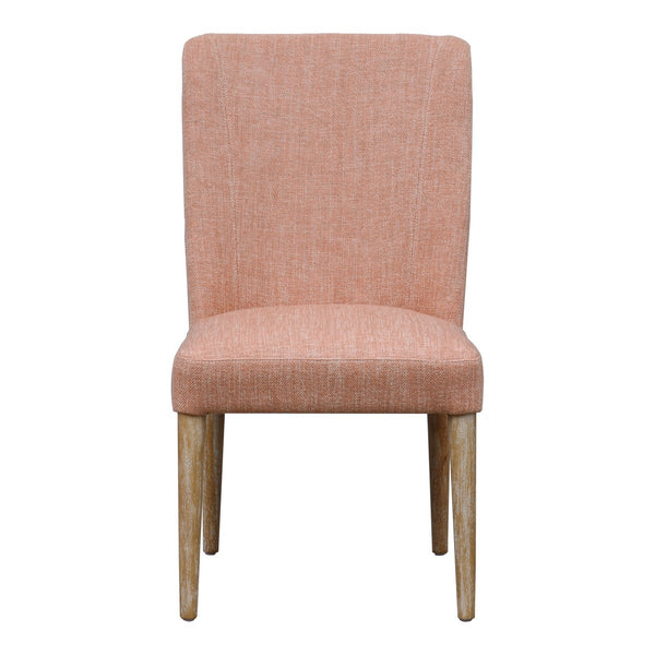 Moe's Home Collection Indiana Dining Chair Pink - FN-1037-33