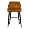 Moe's Home Collection Harmony Counter Stool Burnt Orange - FN-1040-12
